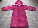 Instock Bamboo Velour Hooded Dress