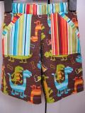 Instock Dino Dudes Shorts 3T