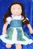 Miss Bianca - ornamental doll