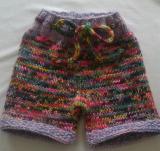 Scrappy girly shorts