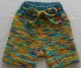 Large 'coast life' shorts