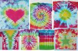Children's tie dye t shirts