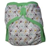 Little Comfort Funky Nappy Wraps - Iced Giraffes