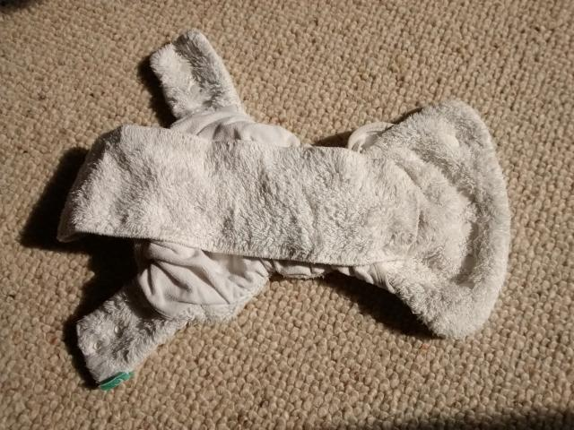 Baby Excellent Condition. 5x Tots Bots Fluffles Nappies Size 1 Baby Changing & Nappies