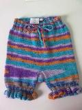 Kingfisher Alpaca frilled bloomers- Small