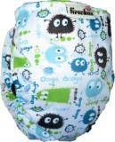 Tirsokas - the slimmest fitting pocket nappies we've found!