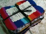 Fleece wipes gift bundle