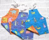 Reversible pinnies (infant school age)
